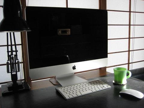 Macを触り始めて、大げさかもしれないが明るい光がさした気がした。