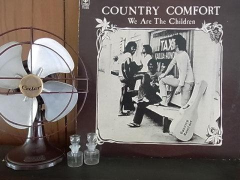 Country Comfortというグループはメンバーがみんなオーバードープで昇天しまったという噂があった。本当かどうか定かでないが、曲はいたってメローだ。