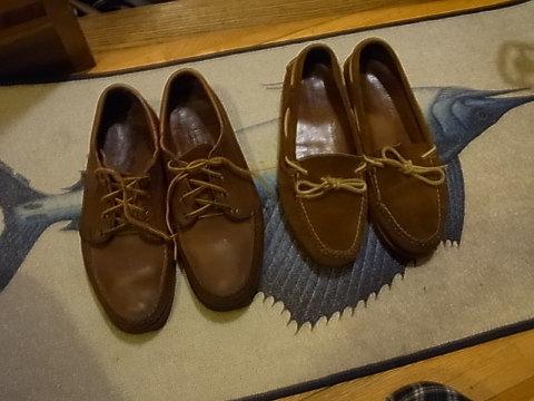 靴もそうだが最近は本当に欲しいものを少しだけでイイ、長く使い込みたいと思う。