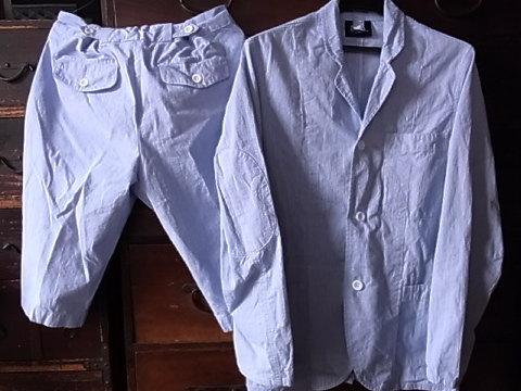 衝動買い!無駄のようで無駄でない(笑)。でも千倉でセットで着る機会はあるのだろうか?