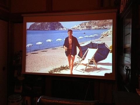 私の一番好きな映画「太陽がいっぱい」。そのラストシーン。映画の持っている魅力のすべてがこの名作にはある。
