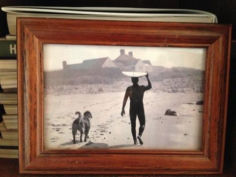 サーファー的視点の写真より、どこかエトランゼの眼差しで撮った写真が好きだ。