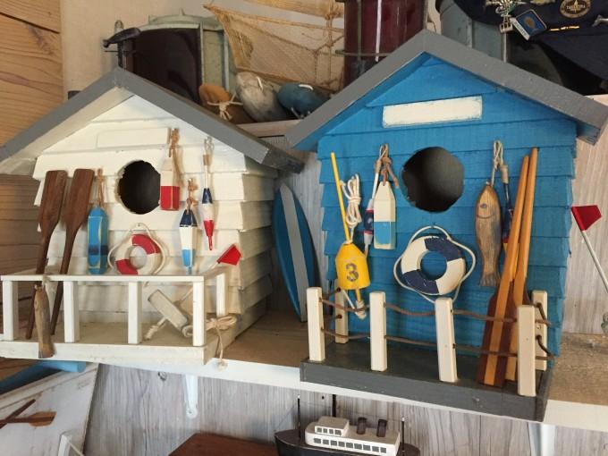 このハウスを見て海に出かけたくなってくれたら嬉しい。