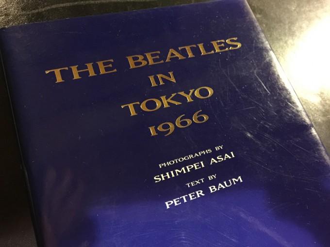 あなたはこの「THE BEATLES  IN TOKYO 1966」という浅井さんの写真集を見ましたか?49年前の奇跡。