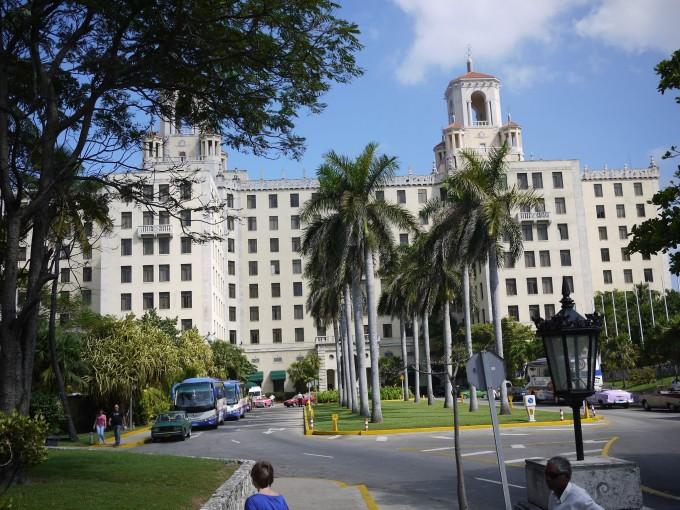 そのホテルです。しかしキューバには良い時に行ったと感じる。