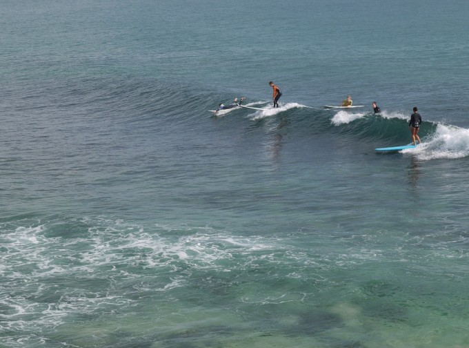 キッズや女性も楽しめるメローな岬波