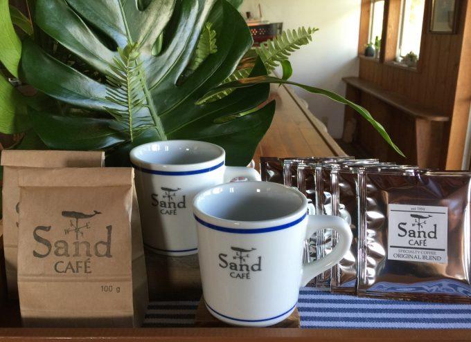 サンドカフェのイコン「マグカップ」やドリップパックを作ったり・・(オンラインショップとかありません、ゴメンナサイ)