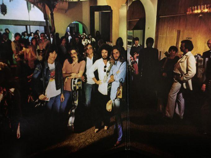 ドン・フェルダー(右)はギター・プレイも本人もクールでカッコ良かった。