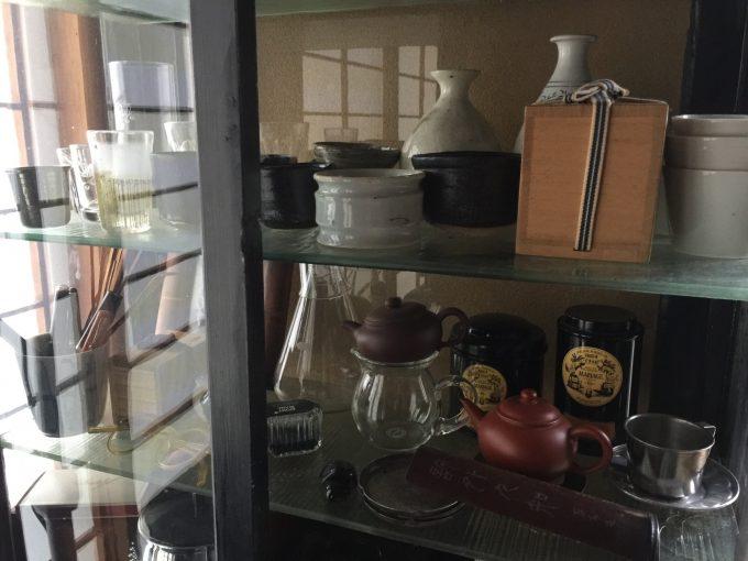 茶器や酒器、文房具など